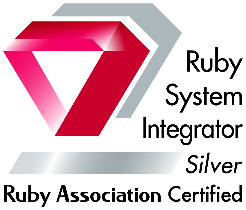 Ruby Association Certified System Integrator Silver